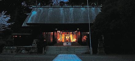 神社人 - 大岩神明宮