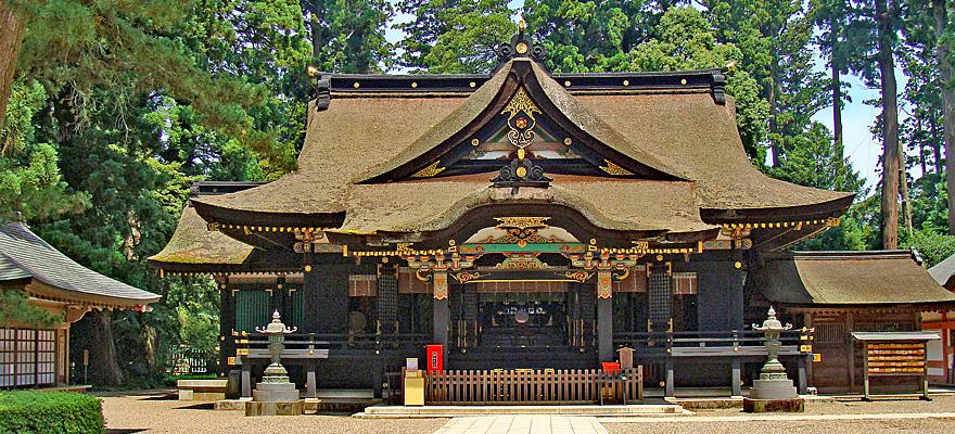 神社人 - 香取神宮