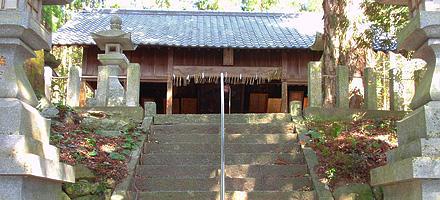 神社人 - 白木神社
