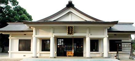 神社人 - 都波岐神社/奈加等神...