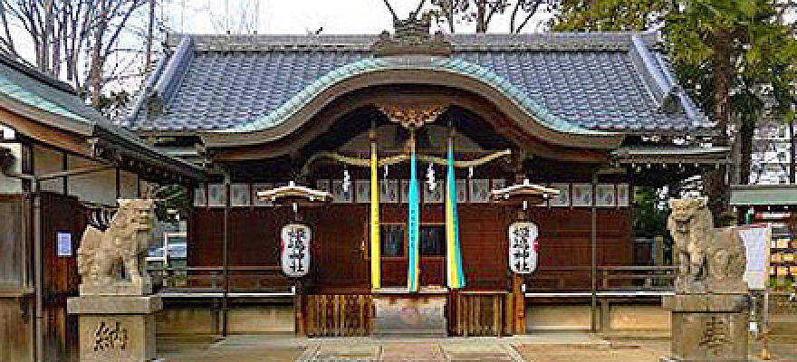 姫島 神社