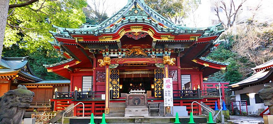 神社人 - 王子稲荷神社