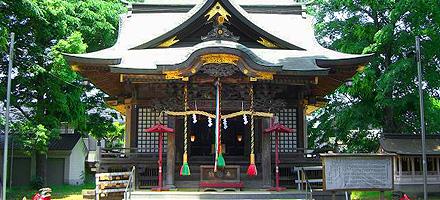 神社人 - 高井戸第六天神社