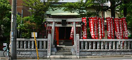 神社人 - 元徳稲荷神社