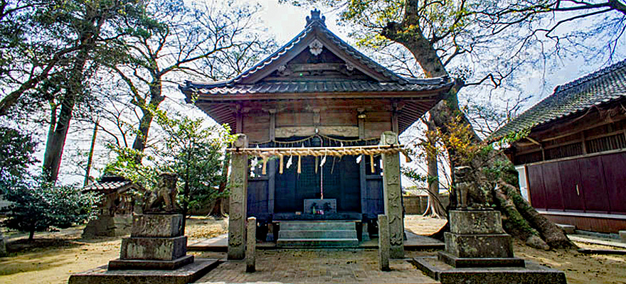 神社人 - 細石神社(さざれいしじんじゃ)