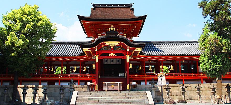 神社人 - 石清水八幡宮