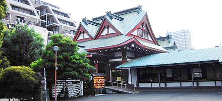 神社人 - 八幡八雲神社